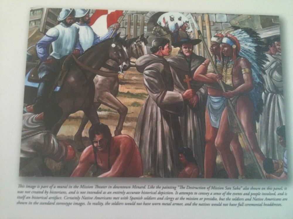 San Saba Apache Mission and Presidio (4/6)
