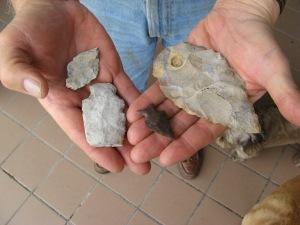 Points found at Hidden Falls Ranch